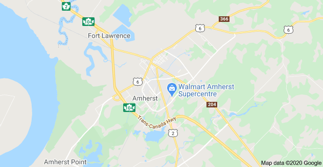Amherst, Nova Scotia Custom Stickers Printing