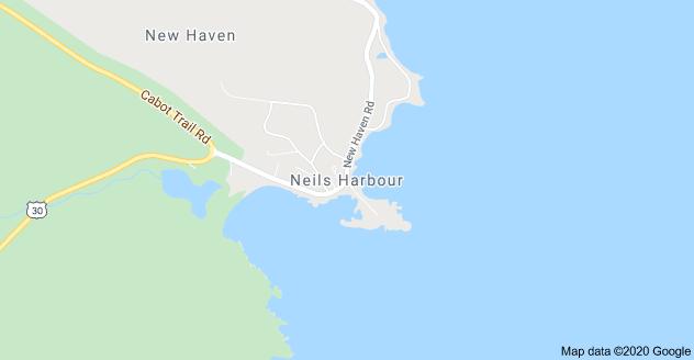 Neils Harbour, Nova Scotia Custom Stickers Printing