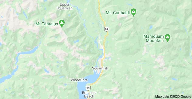 Squamish, British Columbia Custom Stickers Printing
