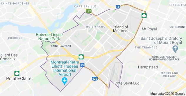 St Laurent, Quebec Custom Stickers Printing
