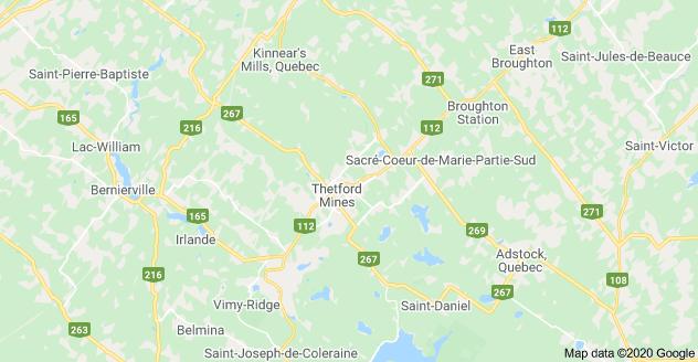Thetford Mines, Quebec Custom Stickers Printing