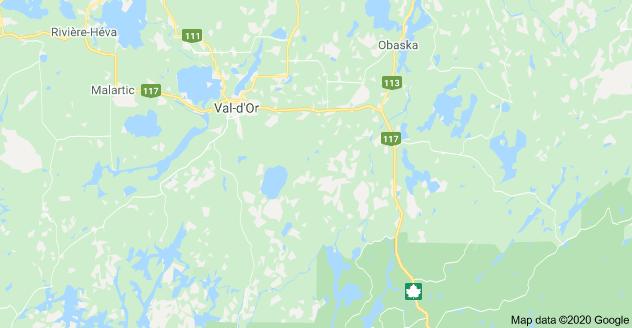 Val Dor, Quebec Custom Stickers Printing