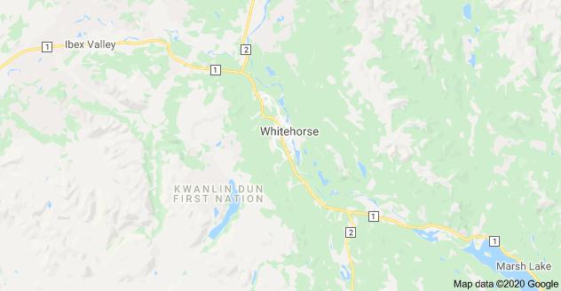 Whitehorse, Yukon Custom Stickers Printing