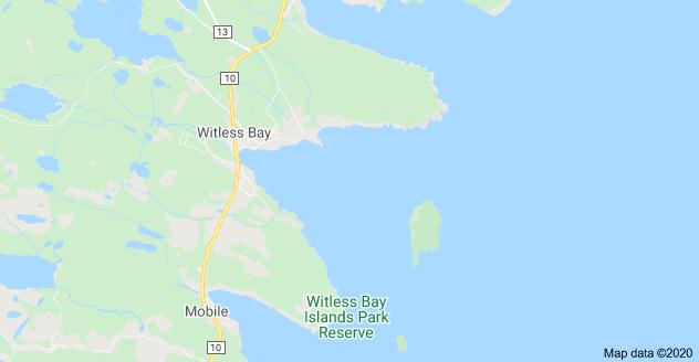 Witless Bay, Newfoundland Labrador Custom Stickers Printing