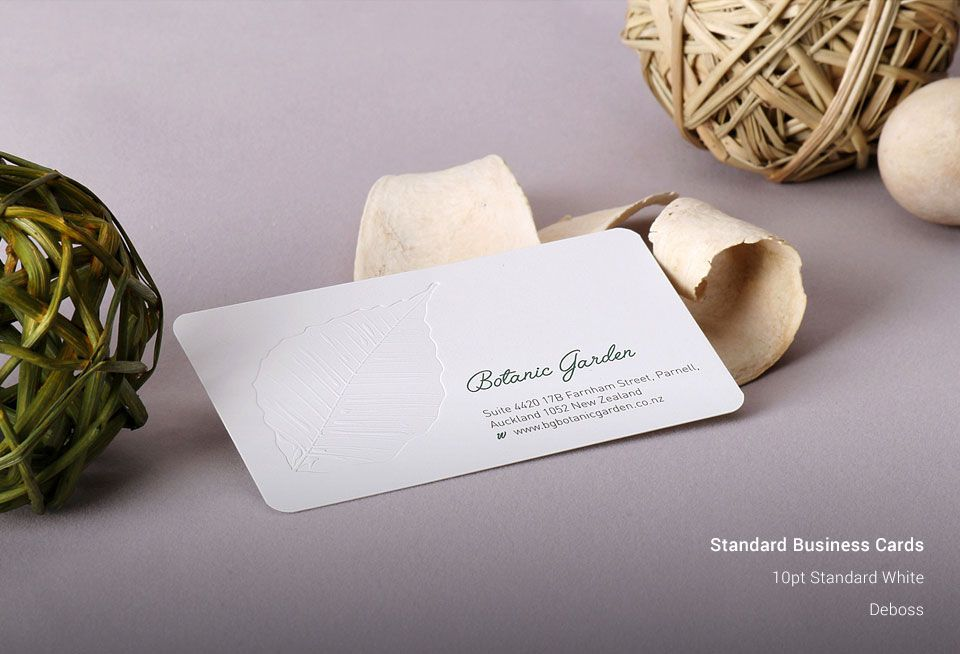 Standard business cards canada standard business cards stickercanada reheart Images