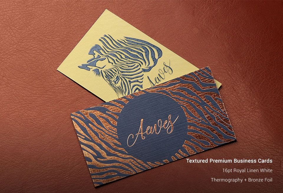 Textured Business Cards | Business Cards Printing | Business Cards ...
