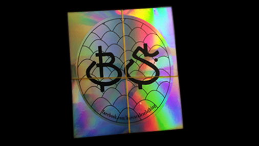 Great Bare Scales clothing stickers