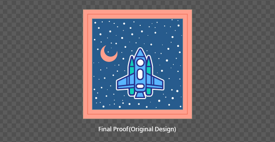 design with border final proof