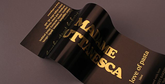 gold vinyl custom stickers